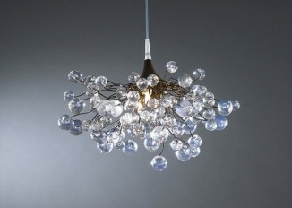 Pretty Chandelier Lamp Design Ideas For Your Bedroom 48