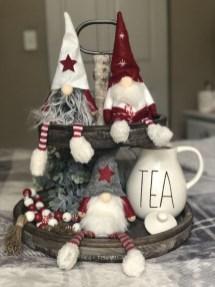 Romantic Rustic Christmas Decoration Ideas 05
