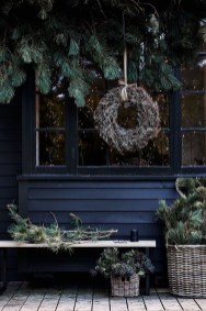 Romantic Rustic Christmas Decoration Ideas 10