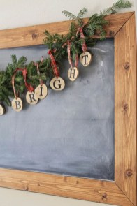 Romantic Rustic Christmas Decoration Ideas 30