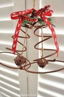 Romantic Rustic Christmas Decoration Ideas 35
