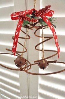 Romantic Rustic Christmas Decoration Ideas 35