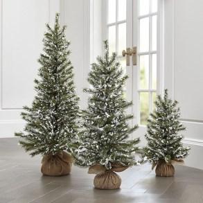 Romantic Rustic Christmas Decoration Ideas 37