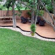 Simple Diy Backyard Landscaping Ideas On A Budget 09