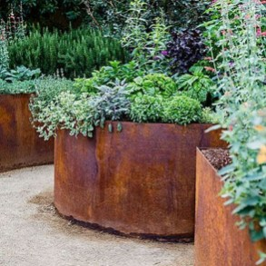 Smart Garden Design Ideas For Front Your House 43