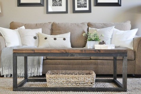 Stunning Coffee Tables Design Ideas 36
