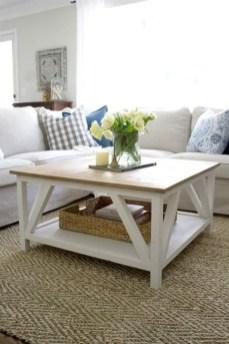Stunning Coffee Tables Design Ideas 45