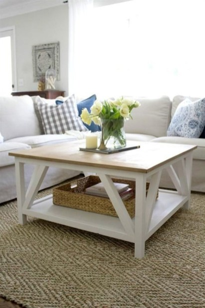 Stunning Coffee Tables Design Ideas 45