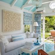 Stylish Coastal Themed Living Room Decor Ideas 11