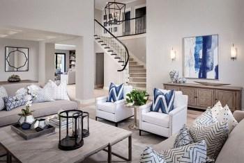 Stylish Coastal Themed Living Room Decor Ideas 25