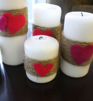 Stylish Valentine'S Day Crafts Ideas 44