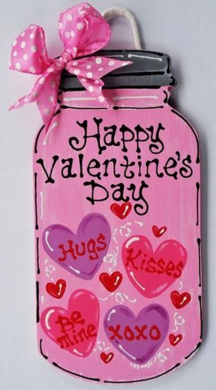 Stylish Valentine'S Day Crafts Ideas 45
