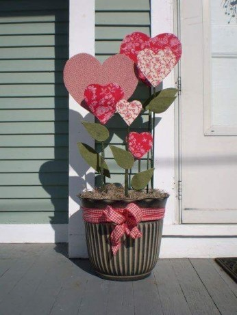 Stylish Valentine'S Day Crafts Ideas 49