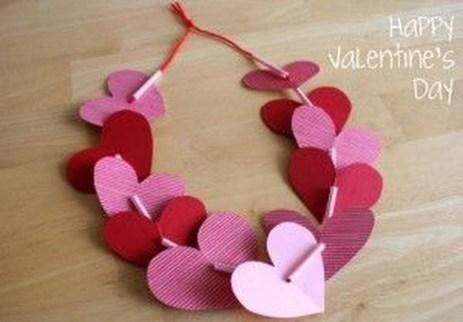 Unique Valentine'S Day Crafts Ideas For Kids 01