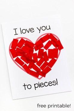 Unique Valentine'S Day Crafts Ideas For Kids 39