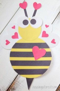 Unique Valentine'S Day Crafts Ideas For Kids 40