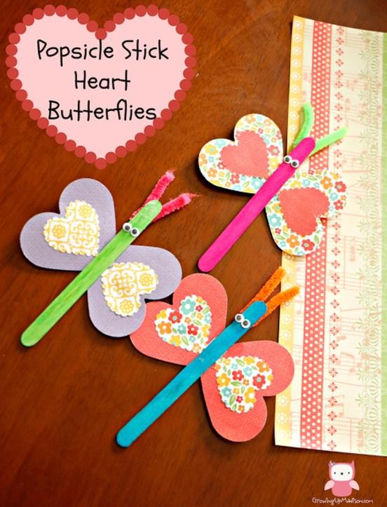 Unique Valentine'S Day Crafts Ideas For Kids 50