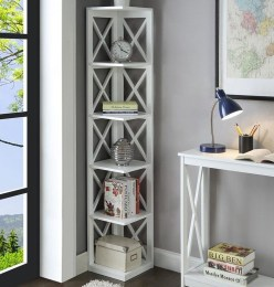 Amazing Corner Shelves Design Ideas 05