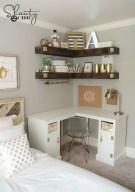 Amazing Corner Shelves Design Ideas 09