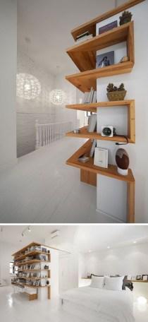 Amazing Corner Shelves Design Ideas 15
