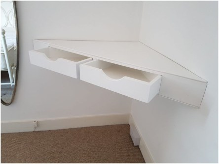 Amazing Corner Shelves Design Ideas 21