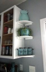 Amazing Corner Shelves Design Ideas 40