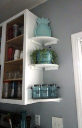 Amazing Corner Shelves Design Ideas 40