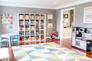Captivating Diy Modern Play Room Ideas For Children 16