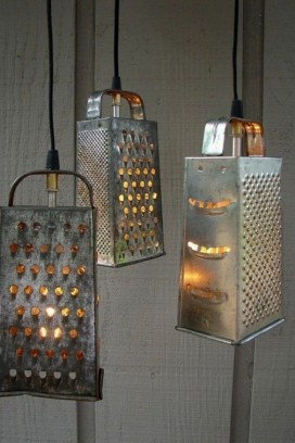 Charming Industrial Lighting Design Ideas For Home 09