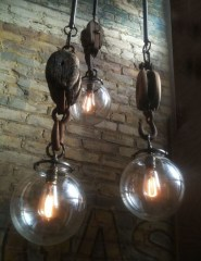 Charming Industrial Lighting Design Ideas For Home 32