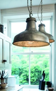 Charming Industrial Lighting Design Ideas For Home 51