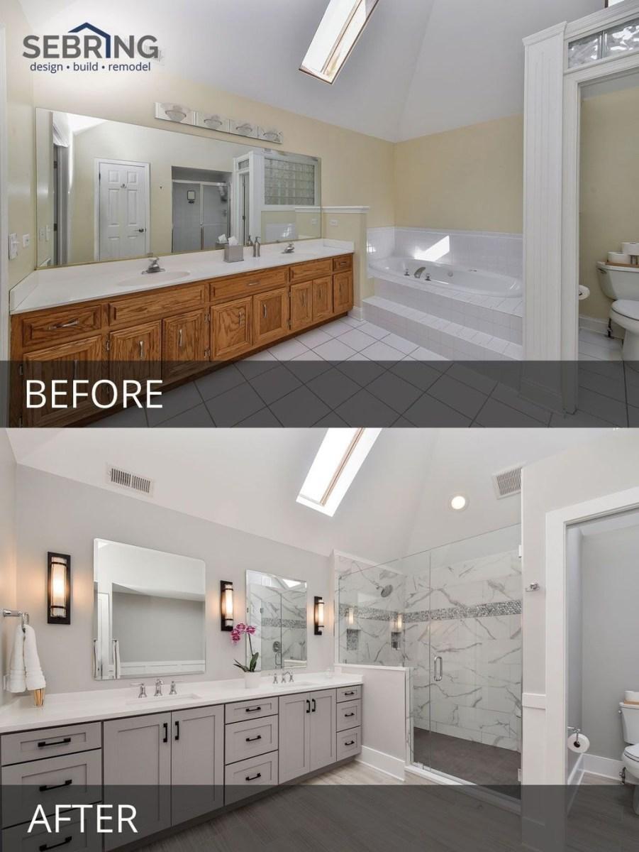 Cheap Bathroom Remodel Design Ideas 07