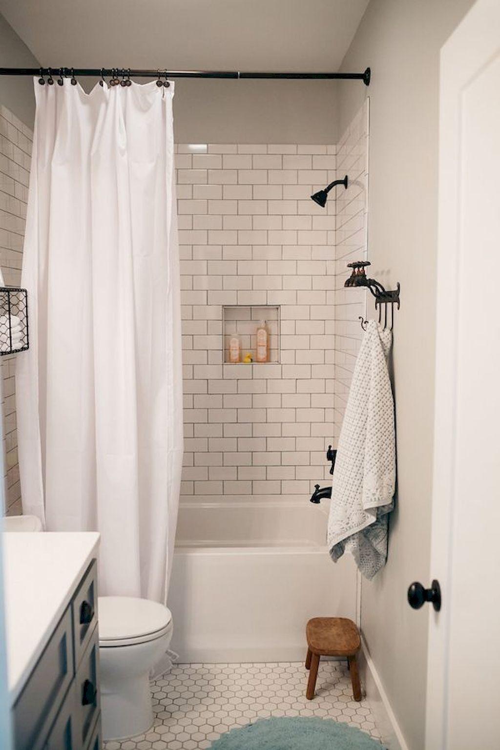 Cheap Bathroom Remodel Design Ideas 38