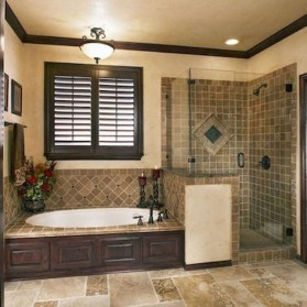 Cheap Bathroom Remodel Design Ideas 41