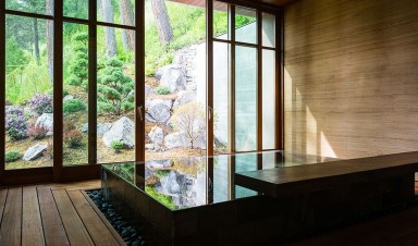 Comfy Traditional Bathroom Design Ideas With Japanese Style 35