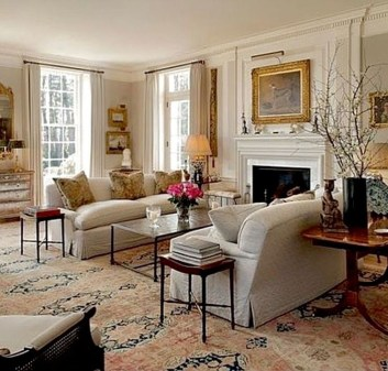 Creative Formal Living Room Decor Ideas 34