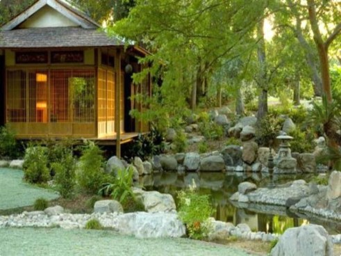 Cute Japanese Garden Design Ideas 06