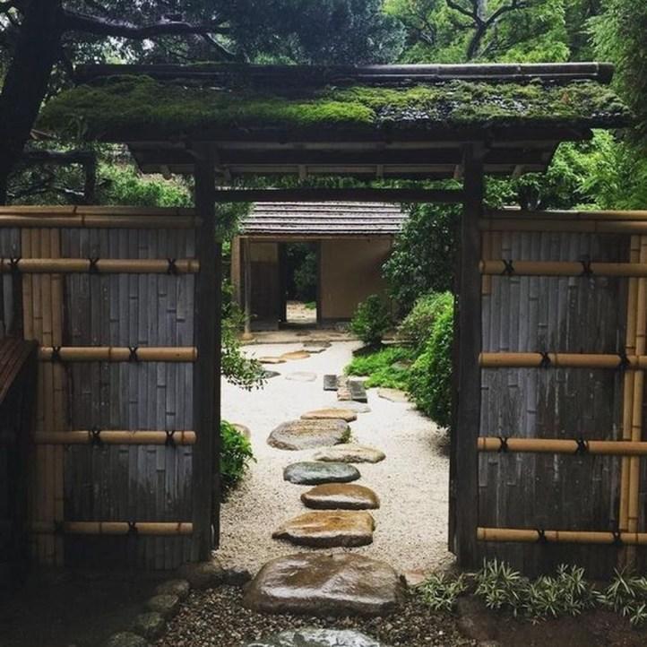 Cute Japanese Garden Design Ideas 45