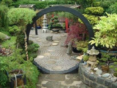 Cute Japanese Garden Design Ideas 47