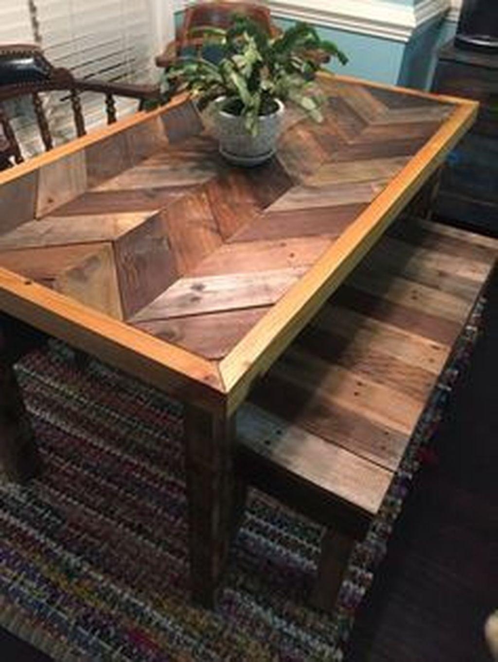 Elegant Diy Pallet Furniture Design Ideas 02