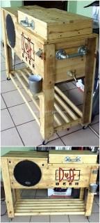 Elegant Diy Pallet Furniture Design Ideas 03
