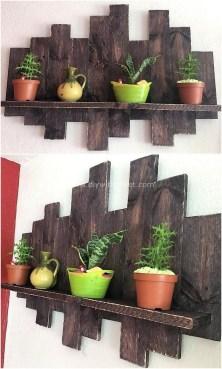 Elegant Diy Pallet Furniture Design Ideas 05