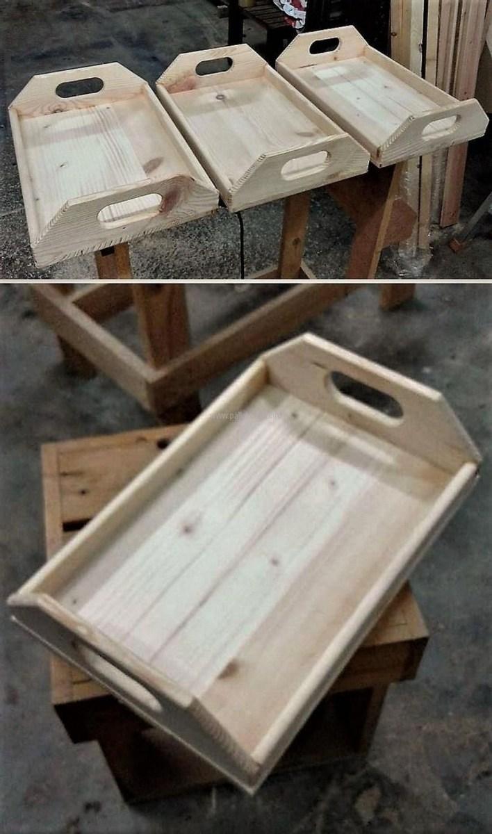 Elegant Diy Pallet Furniture Design Ideas 11