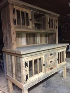 Elegant Diy Pallet Furniture Design Ideas 48