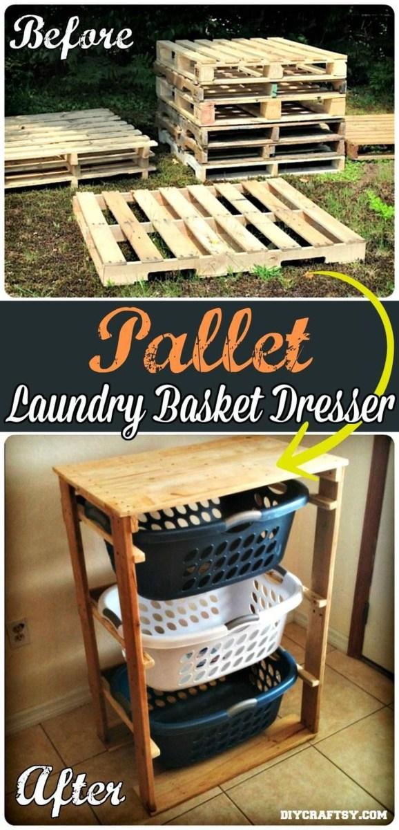 Elegant Diy Pallet Furniture Design Ideas 52