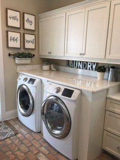Enjoying Laundry Room Ideas For Small Space 22