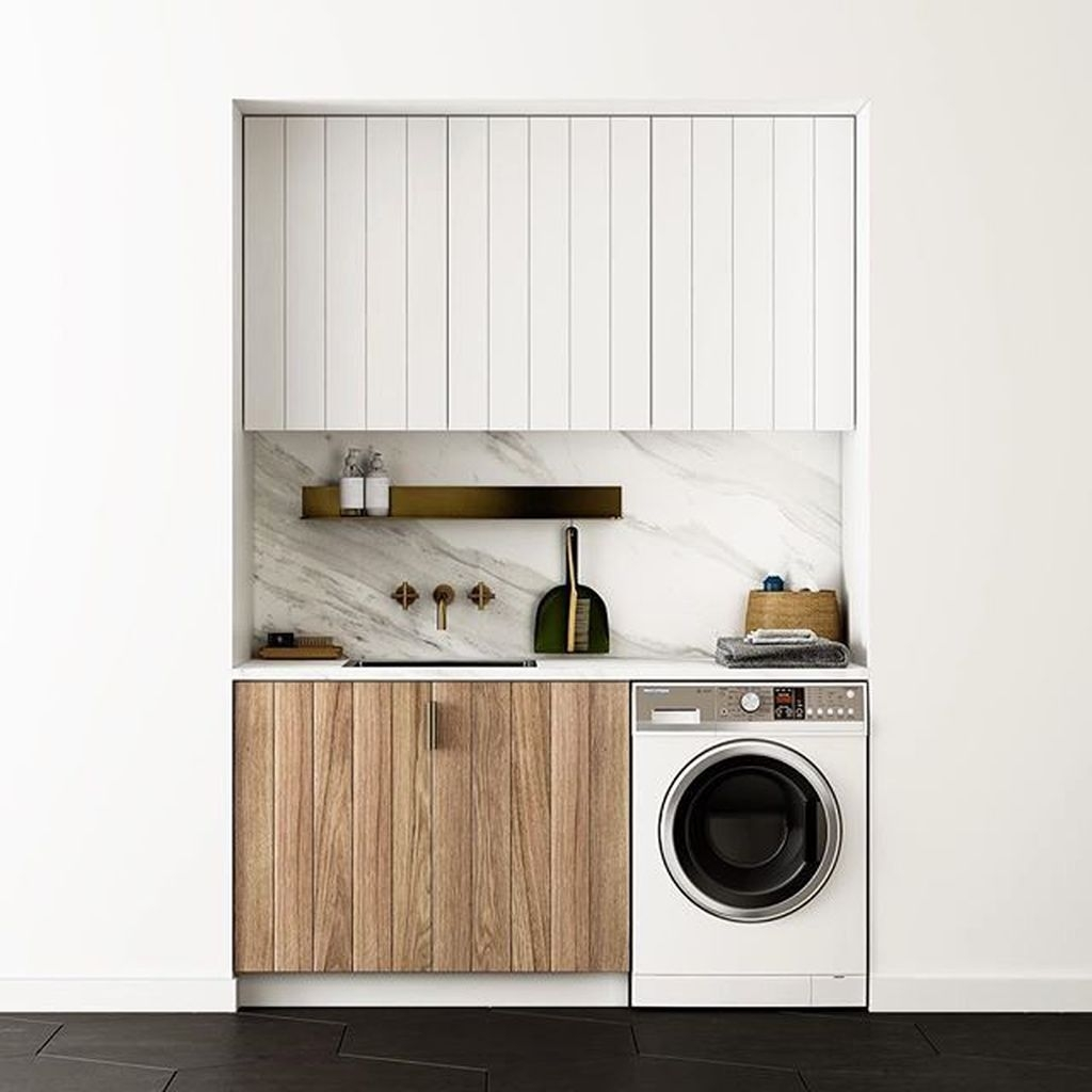 Enjoying Laundry Room Ideas For Small Space 46