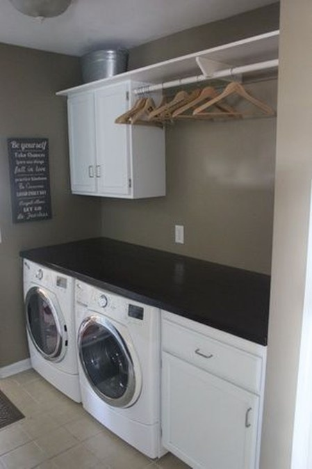 Enjoying Laundry Room Ideas For Small Space 50