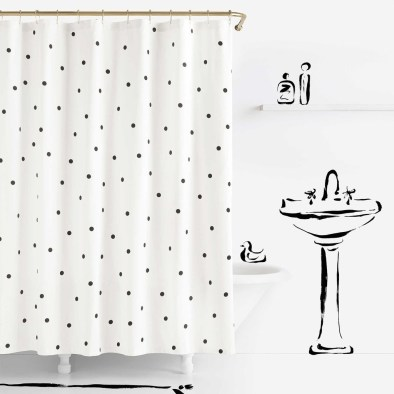 Fancy Shower Curtain Ideas 08