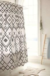 Fancy Shower Curtain Ideas 11